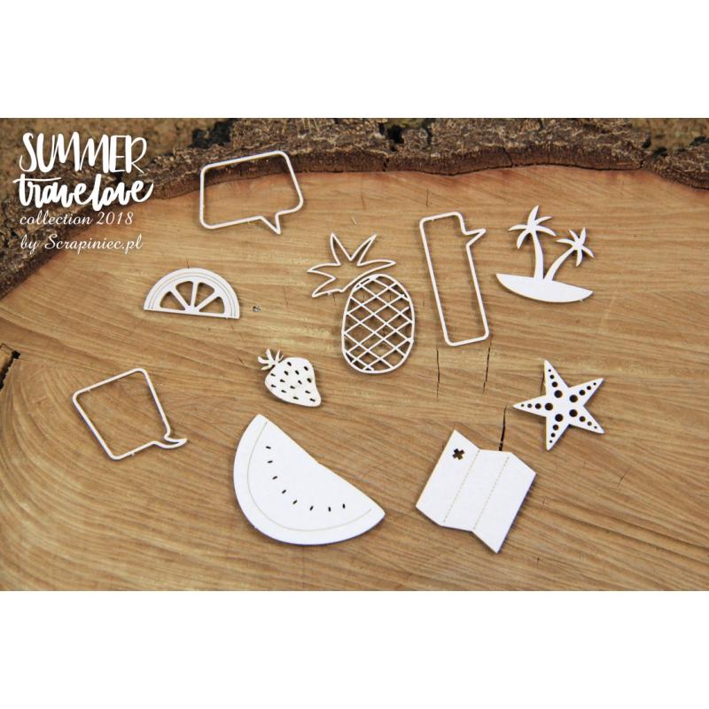 Summer Travelove - gyümölcsök