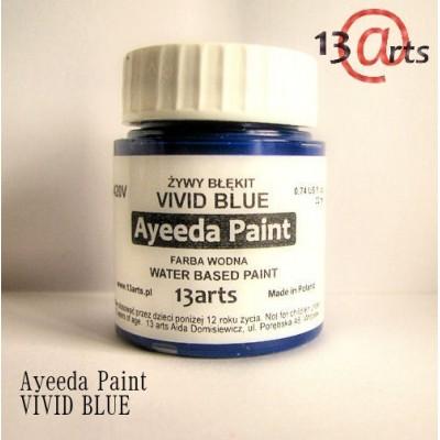 Ayeeda Élénk Festék - Kék
