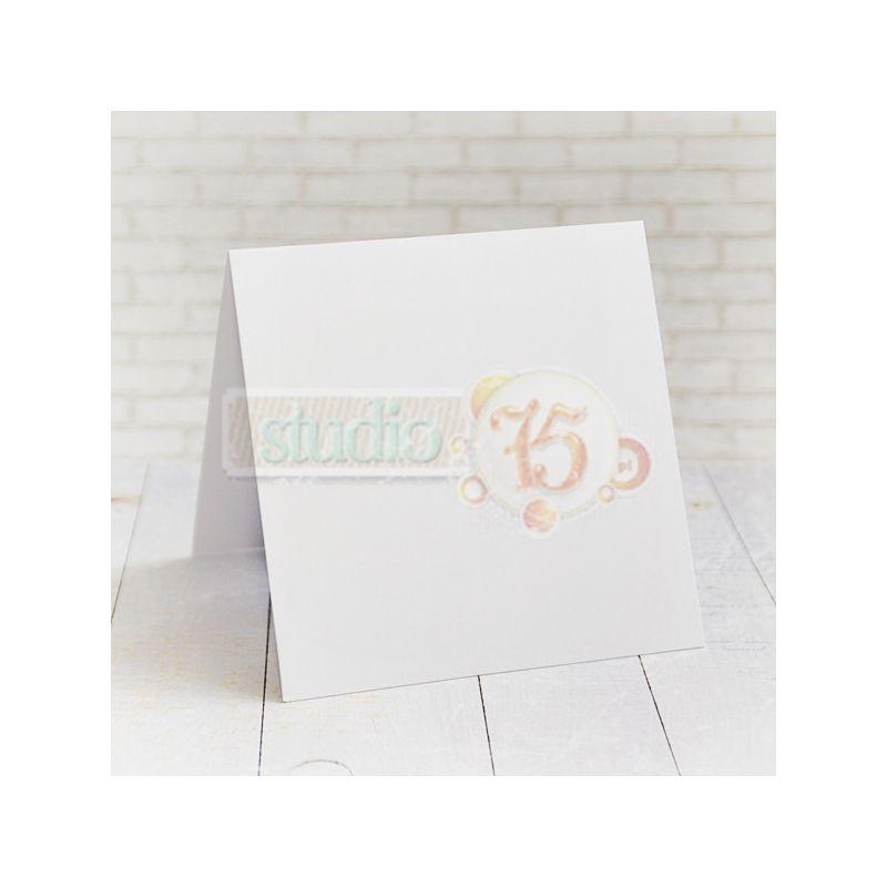 20 db képeslap kártya - 15x15 cm
