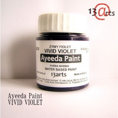 Ayeeda Élénk Festék - Viola