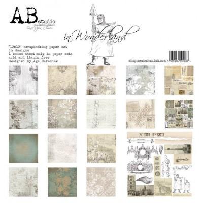 In Wonderland kollekció - 12x12