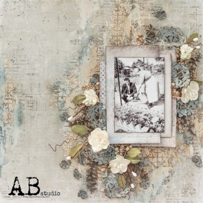 AB Studio stencil ID-94