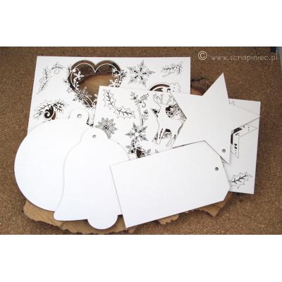 Karácsonyi kártya kit - des.2.