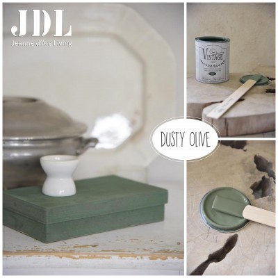 Vintage Paint krétafesték - Dusty Olive 100 ml
