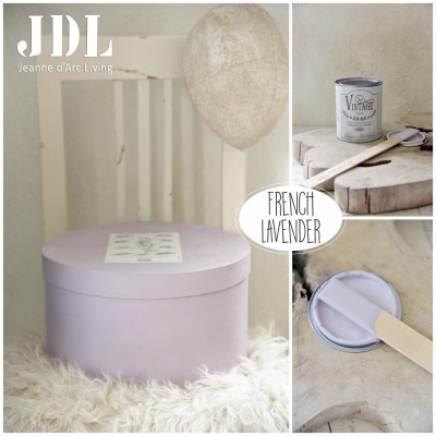 Vintage Chalk Paint - French Lavender - JDL Vintage Paint