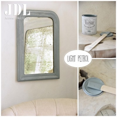 Vintage Chalk Paint - Light Petrol - JDL Vintage Paint