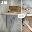 Vintage Chalk Paint - Soft Grey - JDL Vintage Paint