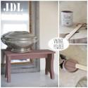 Vintage Chalk Paint - Vintage Powder - JDL Vintage Paint