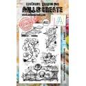 AALL and Create A6 bélyegző szett no.153