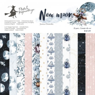 New Moon maxi kollekció 12x12