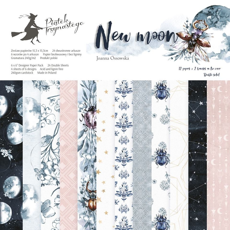 """New Moon - 12""""-es maxi kollekció"""