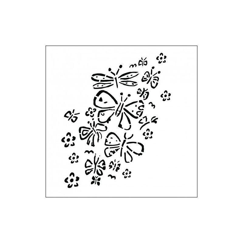 TandiArt stencil ID51