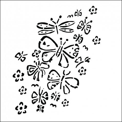 TandiArt stencil ID50