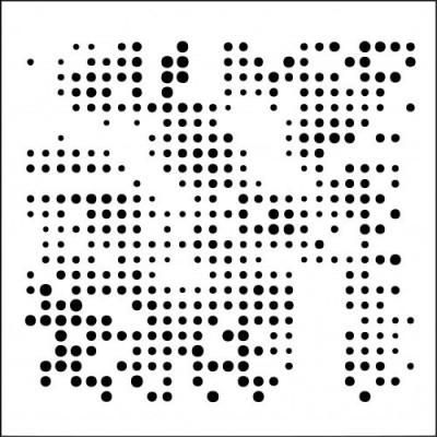 AB Studio stencil ID-15