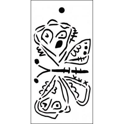 TandiArt stencil ID107