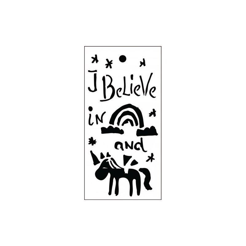 TandiArt stencil ID101
