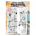 AALL and Create A4 bélyegző szett no.54