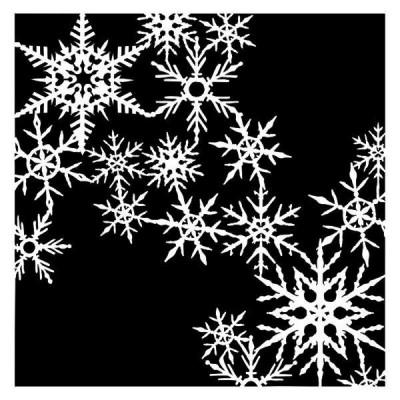It's snowing maszk