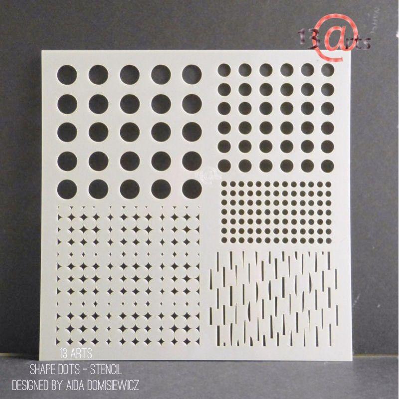 Dots stencil