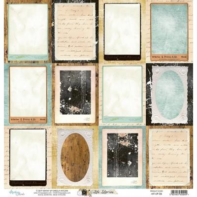Life Stories maxi kollekció - 12x12
