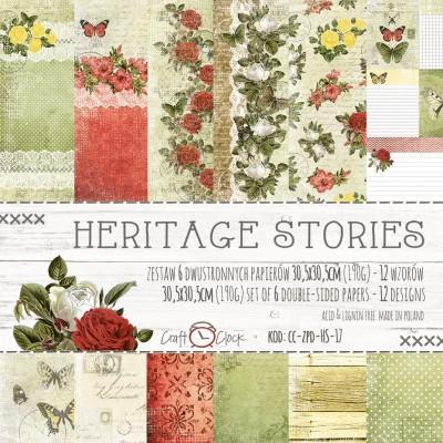 Heritage Stories kollekció - 12x12