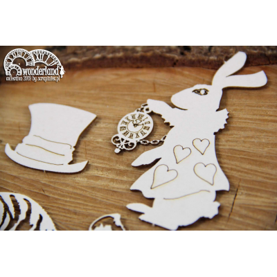 Wonderland - karakterek
