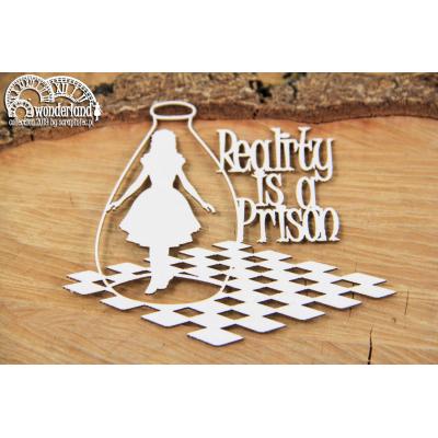 Wonderland - Reality is a prison des. 1.