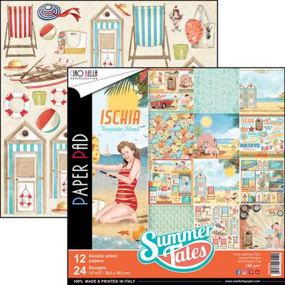 Summer Tales kollekció 12x12