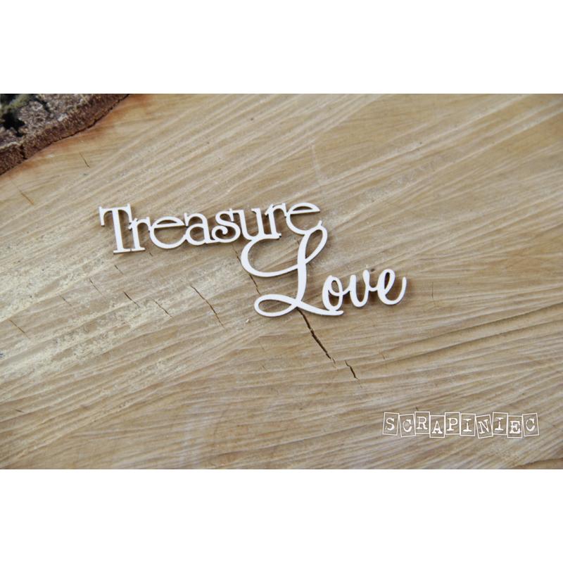 Treasure Love felirat