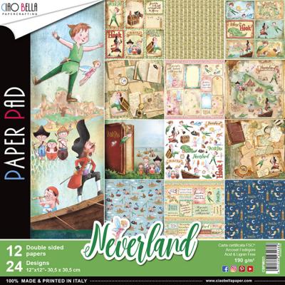Neverland kollekció 12x12