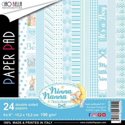 Ninna Nanna Boy kollekció 6x6