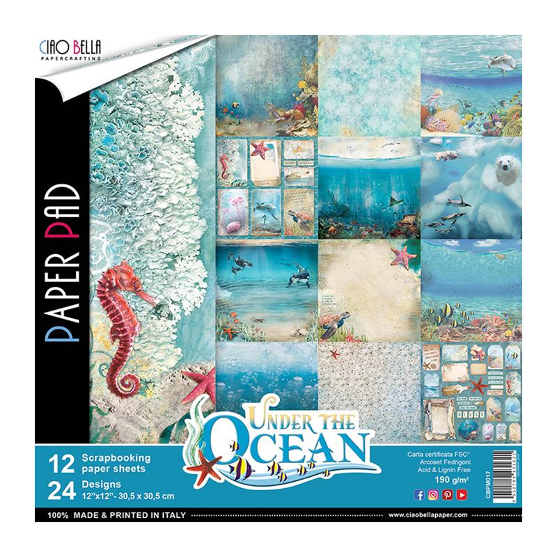 Under the Ocean kollekció 12x12