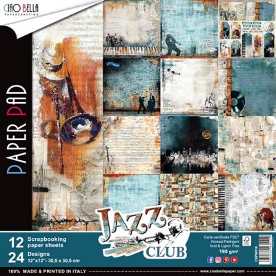 Jazz Club kollekció 12x12