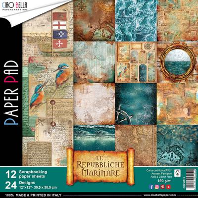 Reppubliche Marinare kollekció 12x12