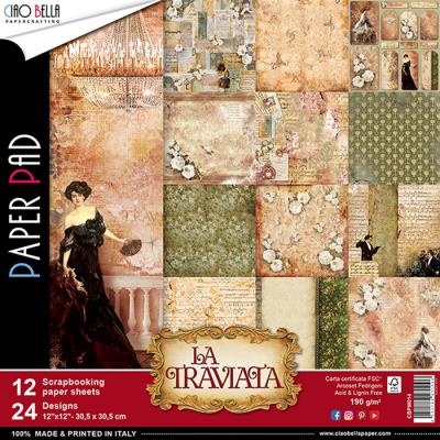 La Traviata kollekció 12x12