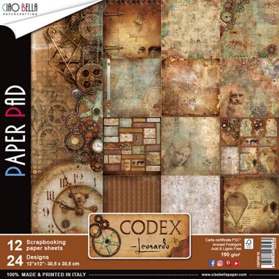 Codex kollekció 12x12