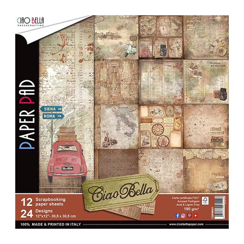 Ciao Bella kollekció 12x12