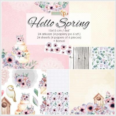 """Hello Spring 6""""-es kollekció"""