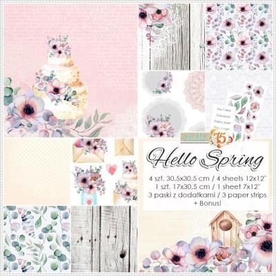 """Hello Spring 12""""-es kollekció"""
