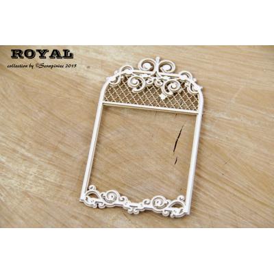 Royal ablakkeret
