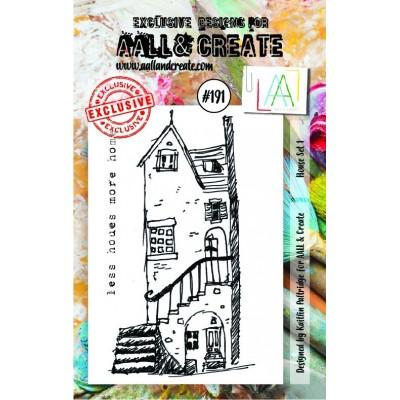 AALL and Create A7-es bélyegző szett no.190