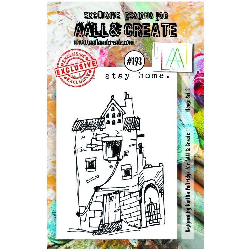 AALL and Create A7-es bélyegző szett no.192