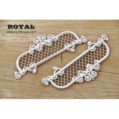 Royal kicsi dekorációs elemek (2 db)