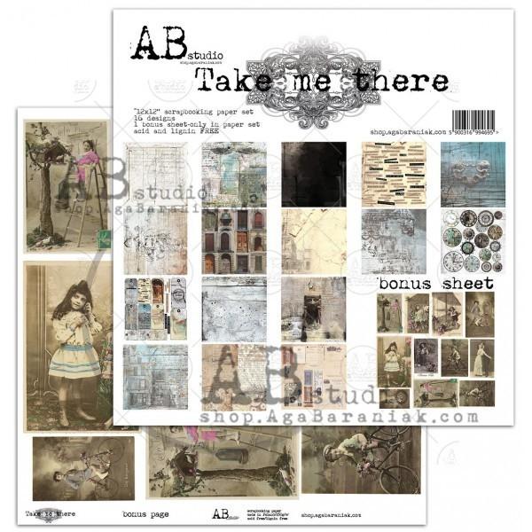 """Take Me There 12""""-es kollekció"""