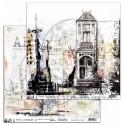"""Stephanie Schütze - Urban Landscapes no.1. 12""""-es kivágóív"""