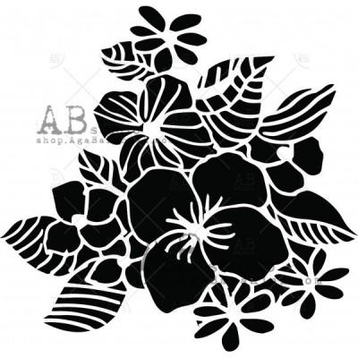 AB Studio Stencil - ID154