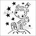 TandiArt stencil ID45