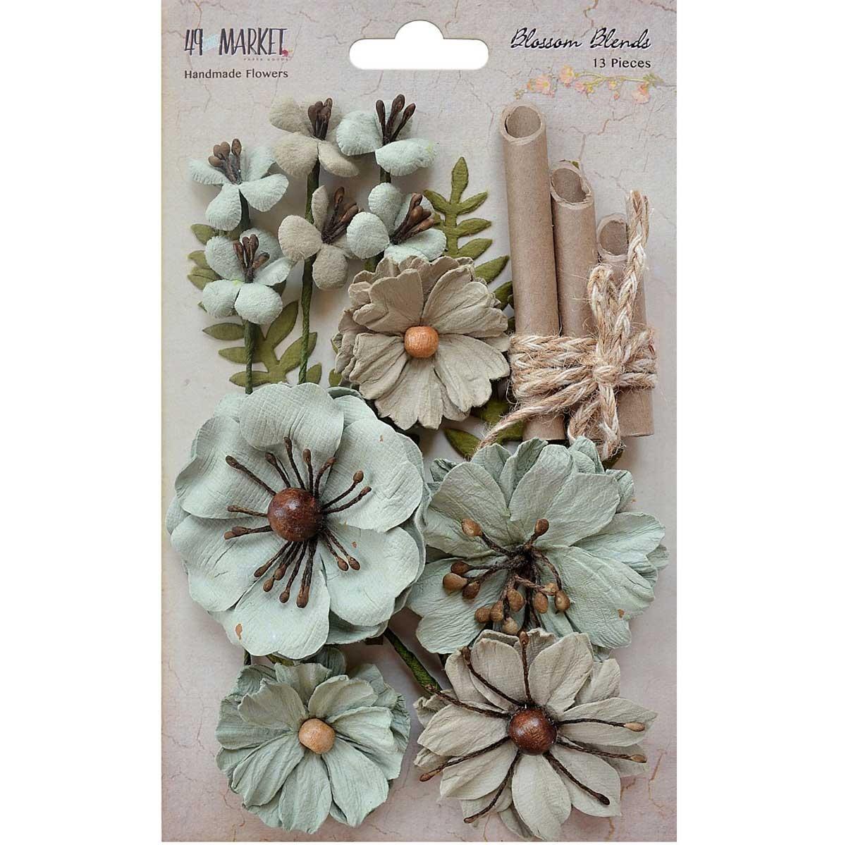 Papírvirág készlet - Blossom Blends – Aloe