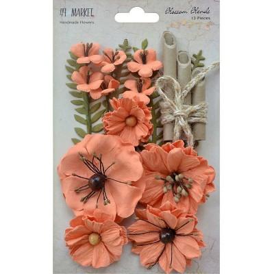 Papírvirág készlet - Blossom Blends – Cantaloupe
