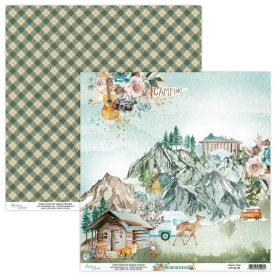 Wilderness mini kollekció - 12x12